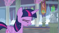 "Twilight Sparkle ""I can't run a school"" S8E1"
