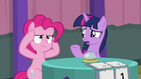 "Twilight Sparkle ""or be distracting"" S9E16"