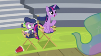"Twilight Sparkle ""try it one more time"" S8E7"