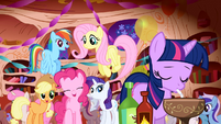 Twilight drinking S01E01