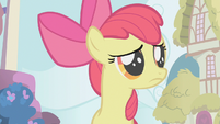 Apple Bloom '...if I don't have my cutie mark...' S01E12