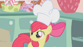 Apple Bloom in a chef's hat S01E12.png