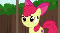 Apple Bloom pouting S6E14