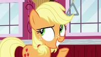 "Applejack ""give him a few barrels of cider"" S6E23"