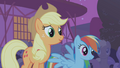 Applejack and Rainbow Dash S01E06.png