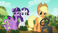 Applejack and friends in vegetable patch S6E10.png