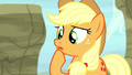 Applejack considers Apple Bloom's proposal S5E6.png