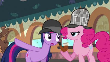 Detective Pinkie Pie S2E24