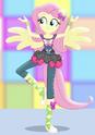 Fluttershy Crystal Rainboom ID EGS1