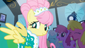 Fluttershy Modeling S1E20.png