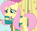 Fluttershy Pony Tones attire ID S4E14.png