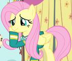 Fluttershy Pony Tones attire ID S4E14