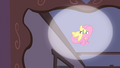 Fluttershy hiding behind her tail S4E14.png