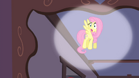 Fluttershy stops singing S4E14