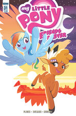 Friends Forever issue 31 cover A