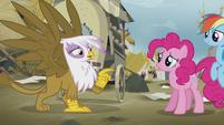 Gilda -until I gave her the scone- S5E8