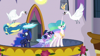 Misty Fly disrupts the crowning ceremony S9E26