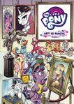 My Little Pony Art is Magic! Vol. 2 cover