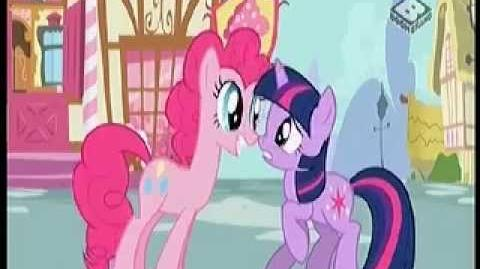 My Little Pony Friendship is Magic - Pinkie's Gala Fantasy Song (Indonesian)