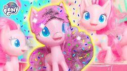My Little Pony Pony Life 💖 NEW 💖 Pinkie Pie Squared MLP Pony Life MLP Toys Toys for Kids