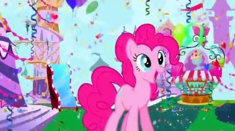 Norwegian Pinkie's Gala Fantasy Song