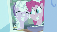 Photograph of Starlight and Pinkie Pie S7E1
