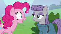"Pinkie Pie ""wanna hang out right now?"" S8E3"