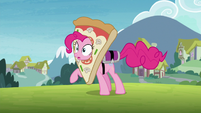 Pinkie sees Starlight and Maud are gone S7E4