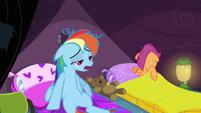 Rainbow Dash 'What's that noise' S3E06