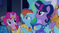 Rainbow Dash -I think they're... jokes-- S5E7