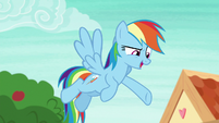 Rainbow Dash -seriously-- S8E9
