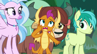Smolder -here we go again- S8E9