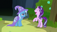 Starlight Glimmer excited about her plan S7E17