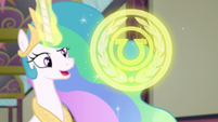 The Equestria Equine Association insignia S8E1