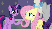 "Twilight ""characters all came from you"" S8E4"