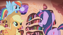Twilight 'I don't even know what -the elements- do' S1E02