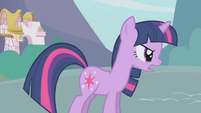 "Twilight Sparkle ""I'm gonna make it on my own"" S1E03"
