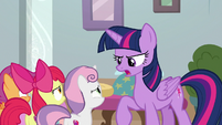 "Twilight Sparkle ""I know you're upset"" S8E12"