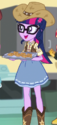 Twilight Sparkle cowgirl outfit ID EGS1