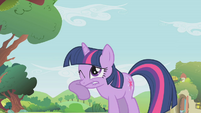 Twilight can't look S01E10