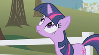 Twilight looking up S1E3