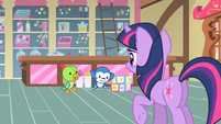 Twilight putting things in order S2E13