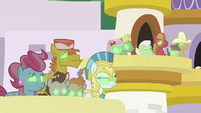 Apple and Cake families Sombrafied S9E2