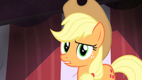 "Applejack ""Until today"" S4E20"