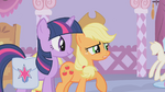 Applejack and Twilight S01E14