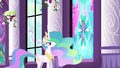 Celestia 'Spike brought Cadance the crystal heart' S3E2.png