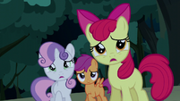 Cutie Mark Crusaders helpless S5E6
