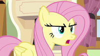 Fluttershy --find someplace else to live-- S6E11