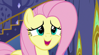 Fluttershy --maybe if you spend some time-- S6E21