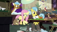 Fluttershy -everyone back to sleep now- S7E5